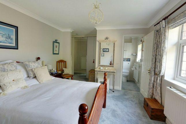 Master Bedroom of Raglan Gardens, Lydney, Gloucestershire. GL15