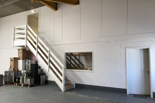 Internal Office On First Floor And Ground