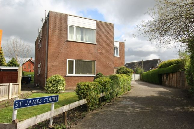 Thumbnail Flat to rent in St. James Court, Lostock Hall, Preston