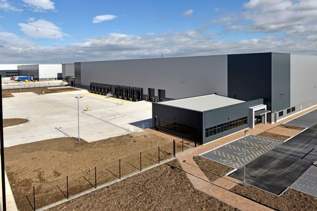 Thumbnail Industrial to let in Ontario Drive, Doncaster
