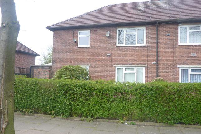 Thumbnail Flat to rent in Brookwood Drive, Longton, Stoke-On-Trent