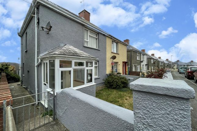 3 bed semi-detached house for sale in Precelly Place, Milford Haven SA73