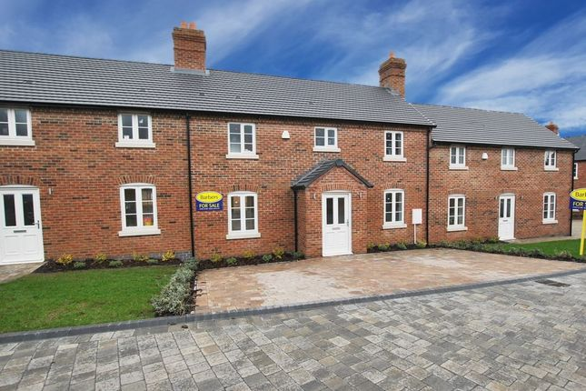 Thumbnail Terraced house for sale in 8 William Ball Drive, Horsehay, Telford, Shropshire