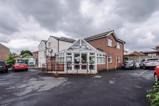 Thumbnail Commercial property for sale in Lathom House Surgery, Lord Street, Burscough