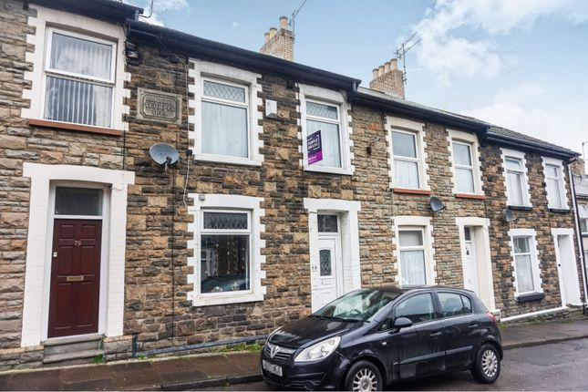 Thumbnail Terraced house for sale in Hanbury Road, Pontypool