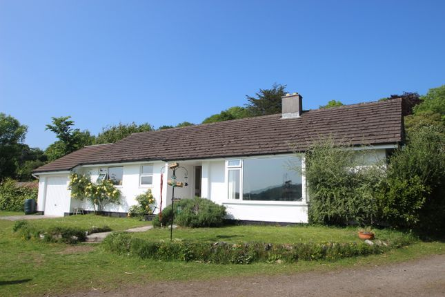 Thumbnail Detached bungalow for sale in Bere Alston, Yelverton