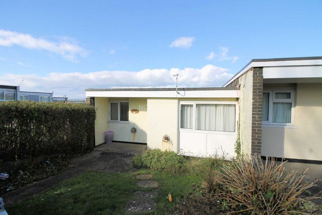 Thumbnail Bungalow for sale in Leatherby Close, Southway
