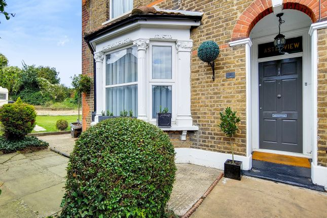 Thumbnail Semi-detached house for sale in London Road, Greenhithe