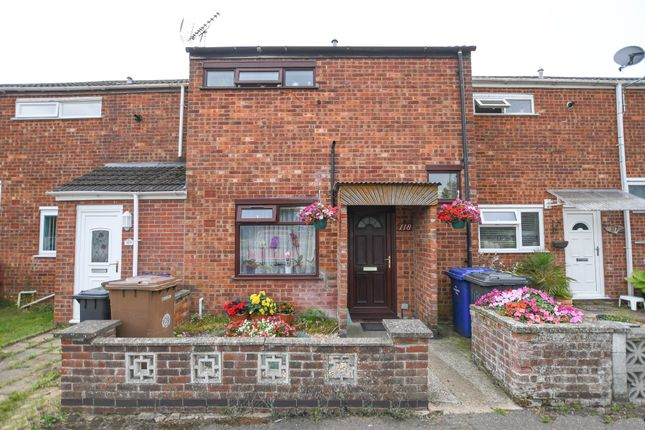 Terraced house for sale in Parkers Walk, Newmarket