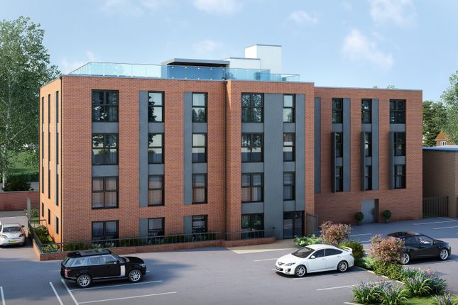 Thumbnail Flat for sale in Abode, 383 York Road, Leeds