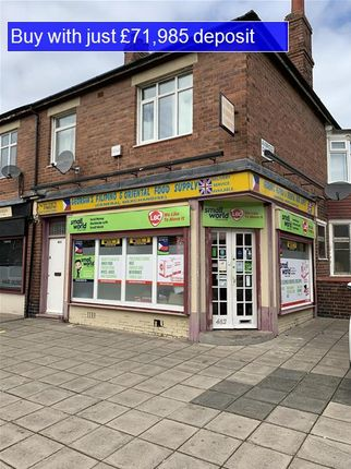 Thumbnail Retail premises for sale in Elswick Road, Newcastle Upon Tyne
