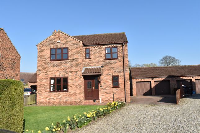 Thumbnail Detached house for sale in Melltown Green, Pickhill, Thirsk