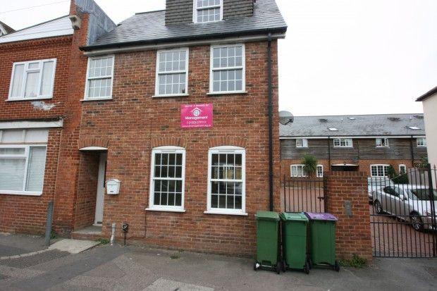 Thumbnail Semi-detached house to rent in Pavilion Road, Folkestone, Kent United Kingdom