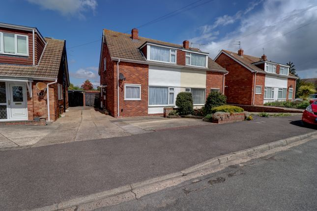 3 bed semi-detached house for sale in Viking Way, Holland-On