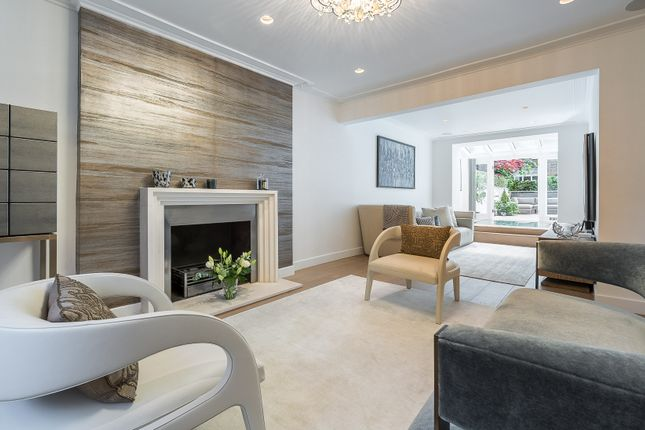 Thumbnail Terraced house to rent in Trevor Square, Knightsbridge, London