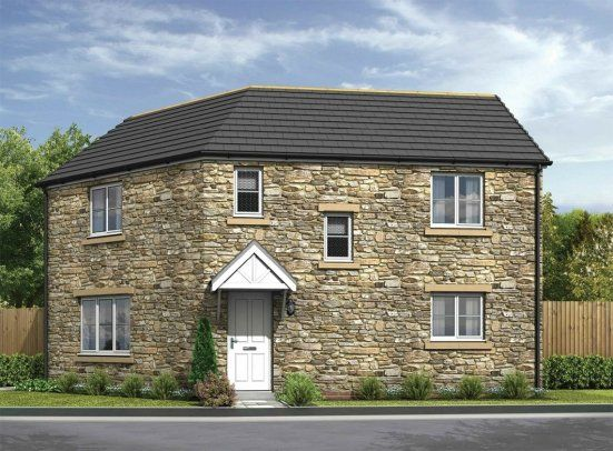 Thumbnail Semi-detached house for sale in Carnebo Hill, Goonhavern, Truro