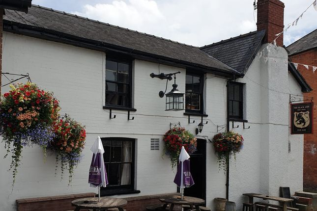 Pub/bar for sale in Parsons Bank, Powys: Llanfair Caereinion
