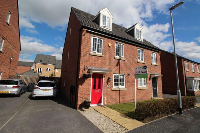 Thumbnail Semi-detached house for sale in Brambling Lane, Wath Upon Dearne