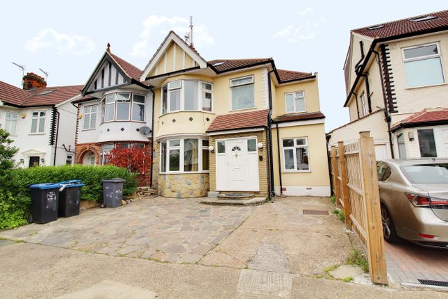 Thumbnail Semi-detached house to rent in Lennox Gardens, London