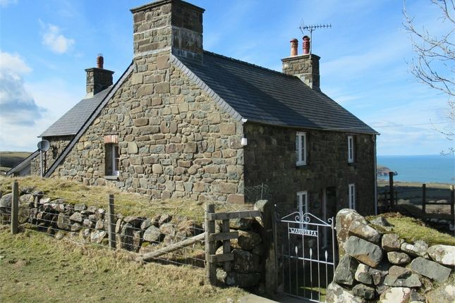 Thumbnail Detached house for sale in Waunorfa, Mountain West, Newport, Pembrokeshire