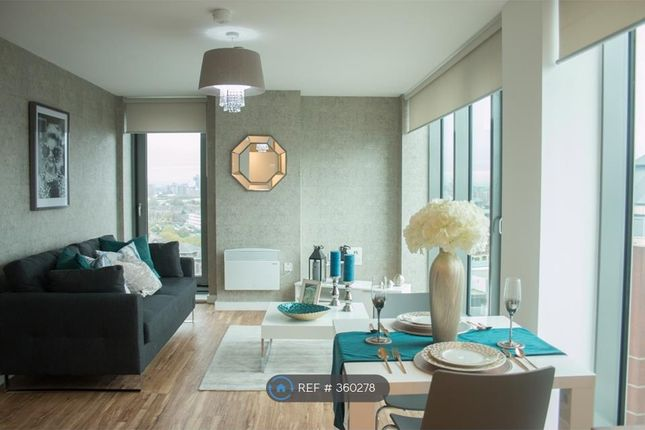 Thumbnail Flat to rent in X1 Media City, Salford