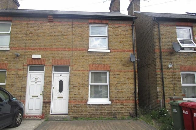 Thumbnail Semi-detached house to rent in Belgrave Road, Slough, Berkshire