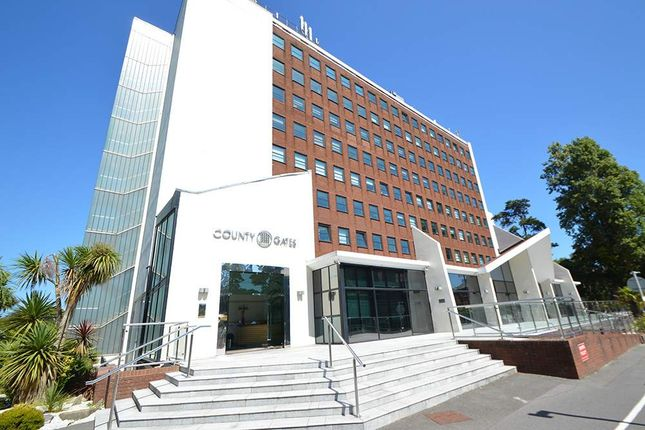 Thumbnail Office to let in 8th Floor, County Gates House, Poole