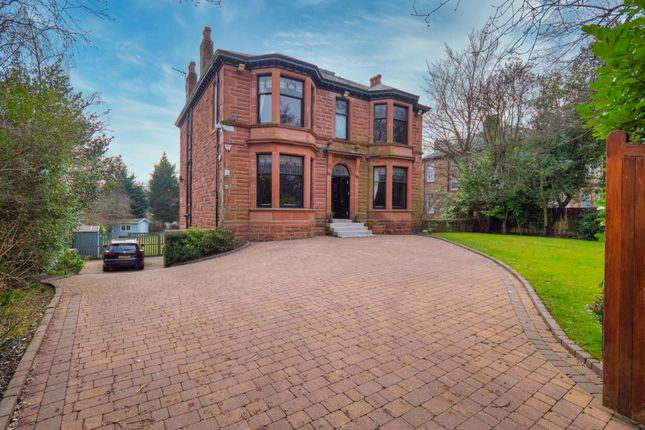 Thumbnail Detached house for sale in Nithsdale Road, Pollokshields, Glasgow