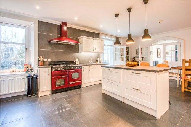 Thumbnail Detached house for sale in Cupar Road, Newburgh, Cupar, Fife