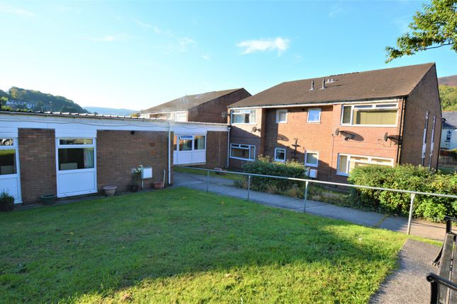 Thumbnail Flat to rent in St. Mary Street, Risca, Newport