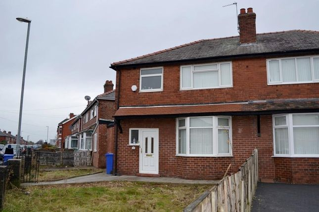 Thumbnail Property to rent in Beresford Road, Longsight, Manchester