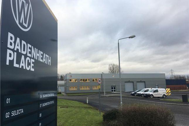 Thumbnail Warehouse to let in Westfield Park, Badenheath Place, Cumbernauld, Lanarkshire, Scotland