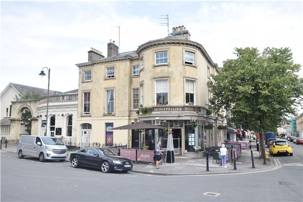 Thumbnail Flat for sale in Montpellier Street, Cheltenham, Gloucestershire
