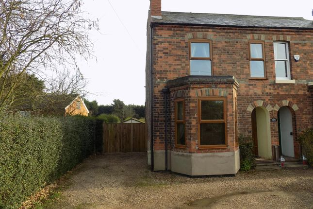 2 bed cottage for sale in Lowdham Road, Gunthorpe, Nottingham