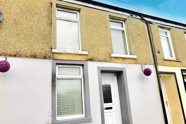 Thumbnail Terraced house to rent in Barrack Row, Dowlais, Merthyr Tydfil