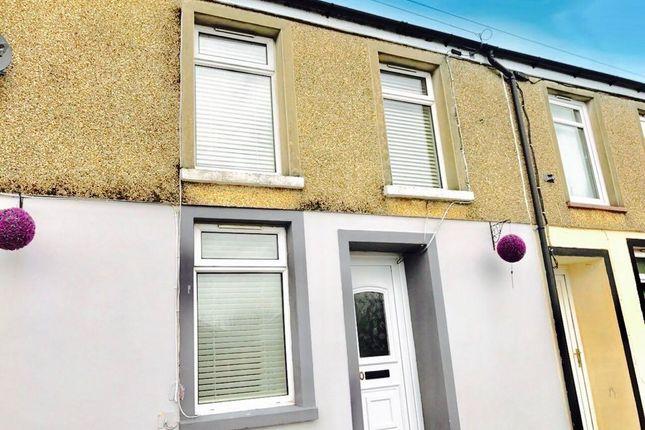 Thumbnail Terraced house to rent in Barrack Row, Dowlais, Merthyr Tydfil