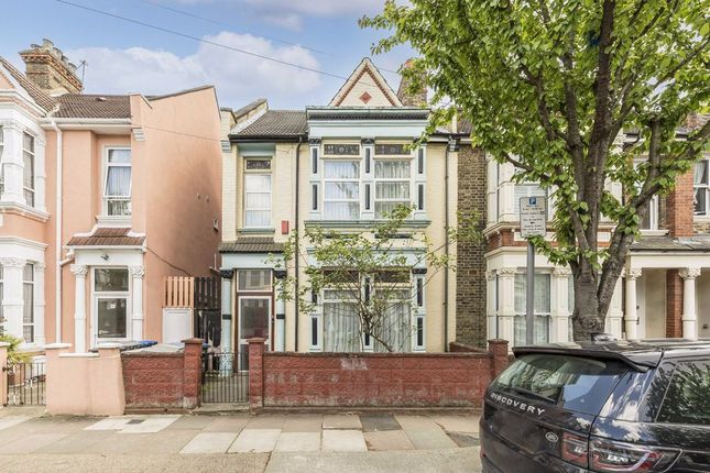 Thumbnail Terraced house to rent in Caple Road, London