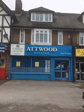 Commercial property to let in Highfield Road, Hall Green, Birmingham