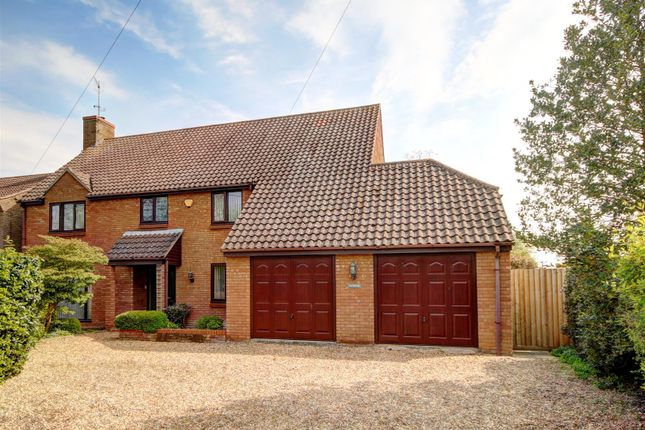 Thumbnail Detached house for sale in Main Street, Welney, Wisbech