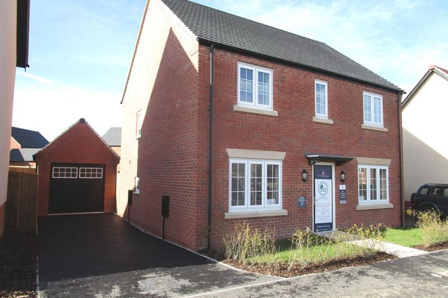 Thumbnail Detached house for sale in Main Street, Kings Newton, Derby
