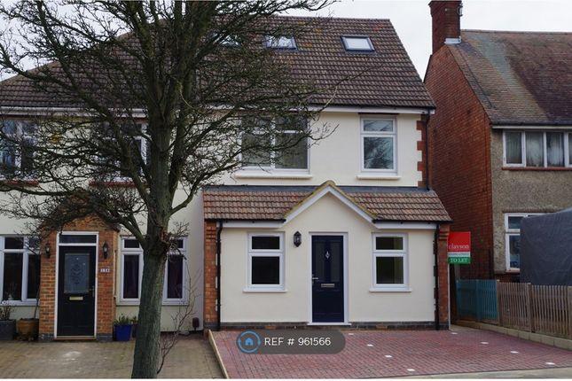 Studio to rent in Kingsley Road, Northampton NN2