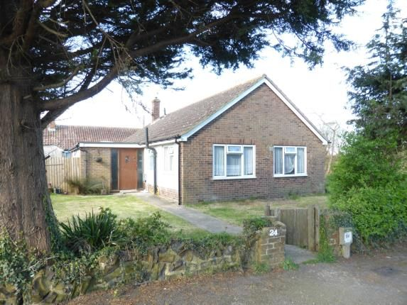 Thumbnail Bungalow for sale in Priory Close, New Romney, Kent, .