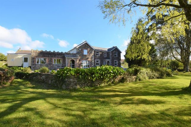 Thumbnail Property for sale in School Road, Metherell, Callington