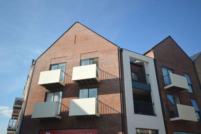 Thumbnail Flat for sale in Poyner Court, Telford