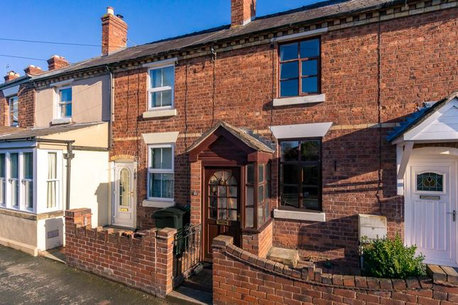 2 bed terraced house for sale in Hereford Road, Shrewsbury