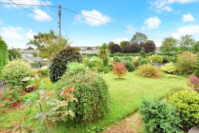Garden of Miners Way, Liskeard, Cornwall PL14