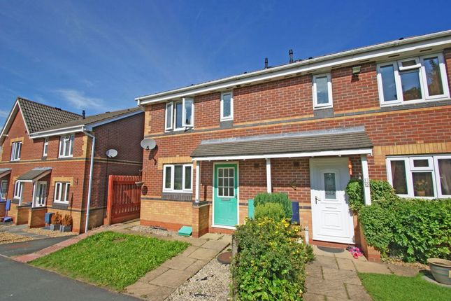 Thumbnail Terraced house to rent in Ragged Robins Close, St Georges