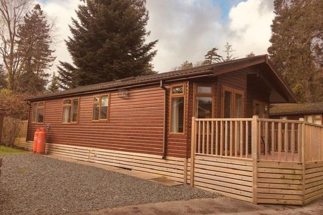 Thumbnail Lodge for sale in Fallbarrow Park, Rayrigg Road, Windermere