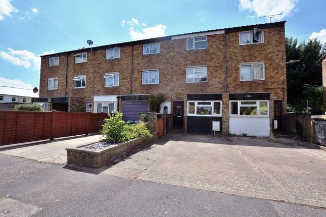 Thumbnail Town house to rent in St. Clement Close, Cowley, Uxbridge
