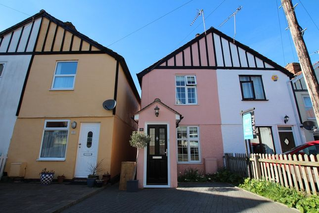 Thumbnail Semi-detached house for sale in Railway Street, Manningtree